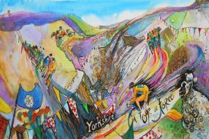 North Yorkshire Artists Exhibition, Pickering Memorial Hall, April 3 to 6