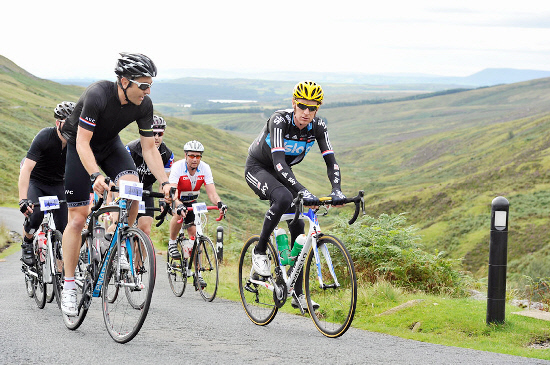 Moors fun for cycling enthusiasts