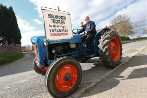 Drivers urged to sign up for 13th Beadlam Tractor Run