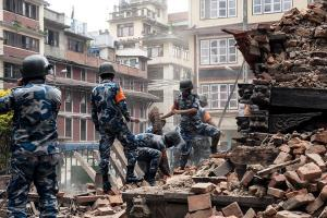 Nepal earthquake: Ryedale travel firm in rebuilding pledge