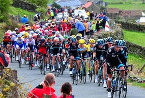Gazette & Herald: Tour de Yorkshire pictures