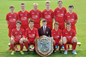 Youngsters victorious with district cup win