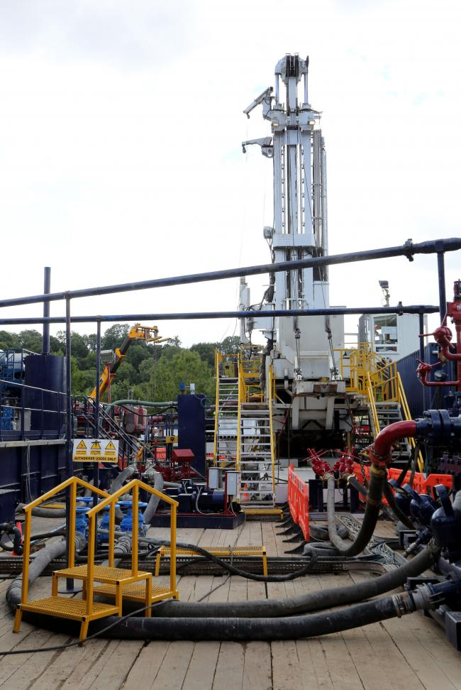 Fracking 'sacrifice zone' claim rejected