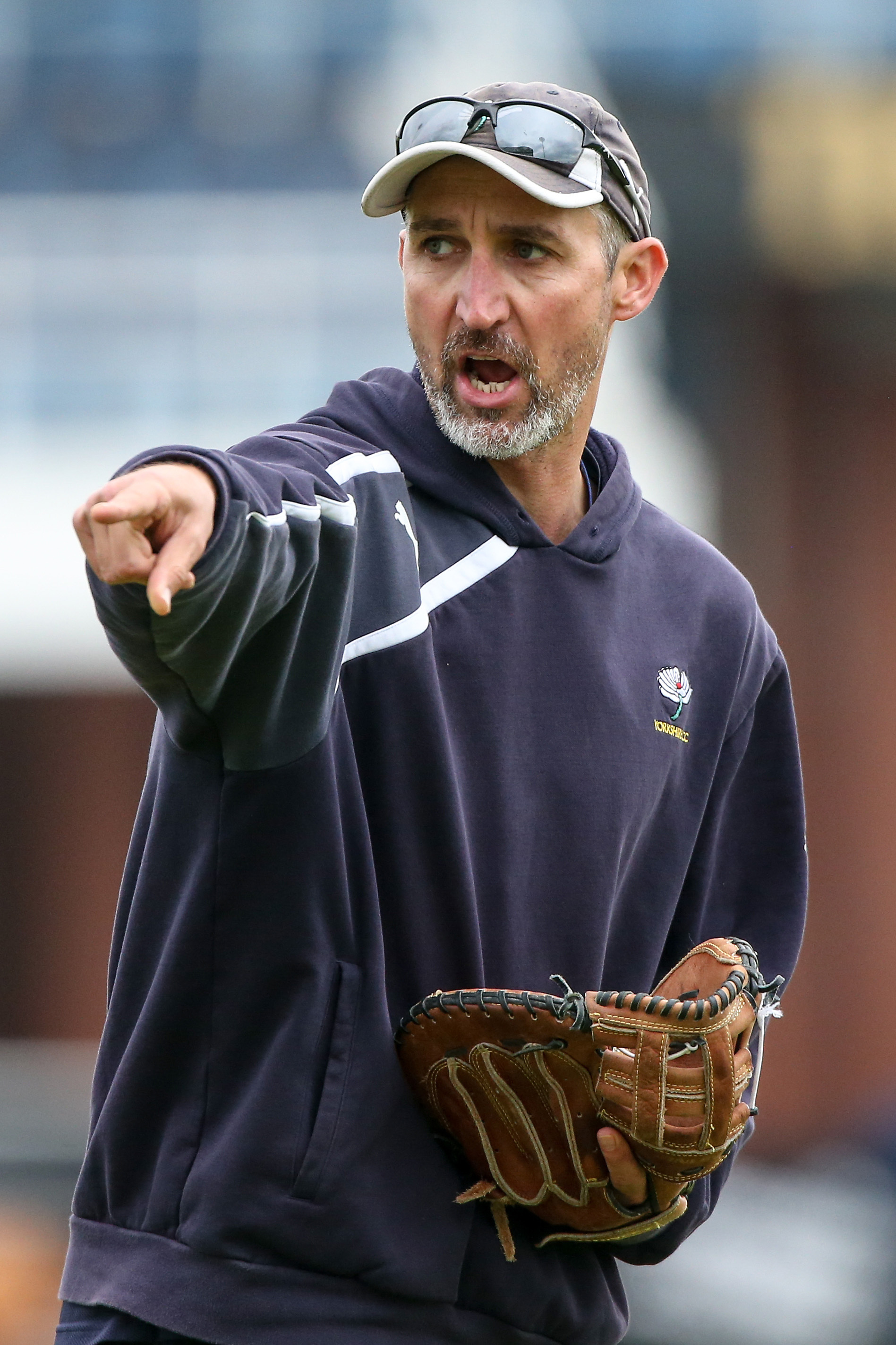 NEW ROLE: Jason Gillespie has been appointed Sussex coach