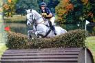 Katie Stephens Grandy riding Trendy Magic Touch, winners of the Aske Yorkshire Trophy