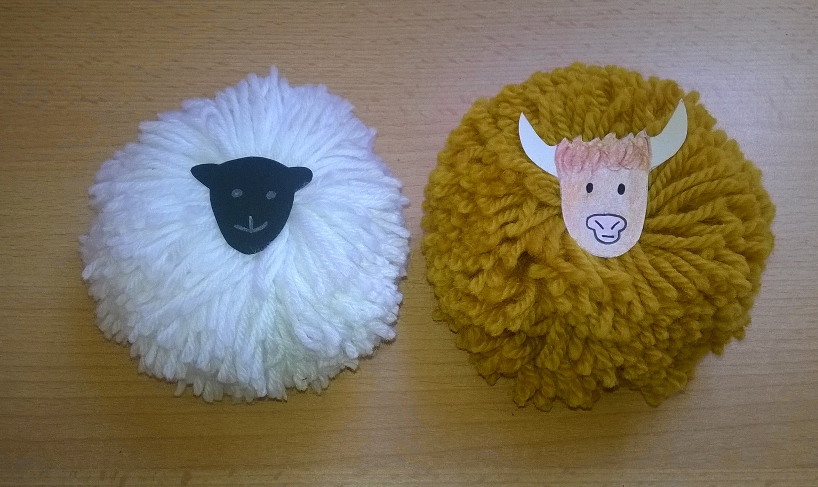Animal Creation Crafts at Ryedale Folk Museum