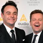 Gazette & Herald: Ant and Dec fend off tough competition to top Saturday night's TV ratings
