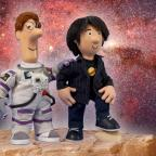 Gazette & Herald: Professor Brian Cox makes space for role in Postman Pat
