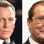 Gazette & Herald: Daniel Craig's tribute to fellow Bond Sir Roger Moore: Nobody Does It Better