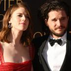Gazette & Herald: Game Of Thrones' Kit Harington reveals he is living with co-star Rose Leslie