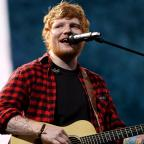 Gazette & Herald: Ed Sheeran hits back after being accused of using a backing track at Glastonbury