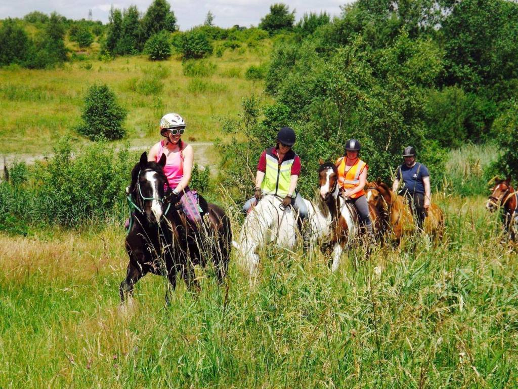The North Ryedale Riding Club pleasure ride will take place on April 21