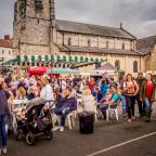 Gazette & Herald: Looking back to the 2016 Malton Game and Seafood Festival, which has now been renamed Malton Harvest Festival   Picture: www.baileycooper.co.uk