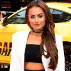 Gazette & Herald: Love Island's Amber Davies 'not shocked' about Jess and Dom's engagement (Ian West/PA)