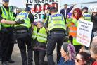 LETTERS: Fracking protest is not in my name