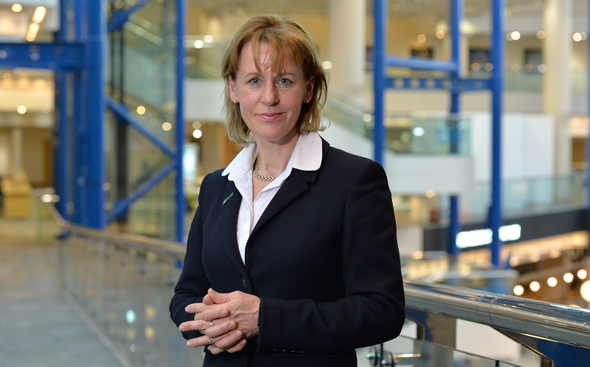 Minette Batters, who has been elected as the new president of the National Farmers' Union