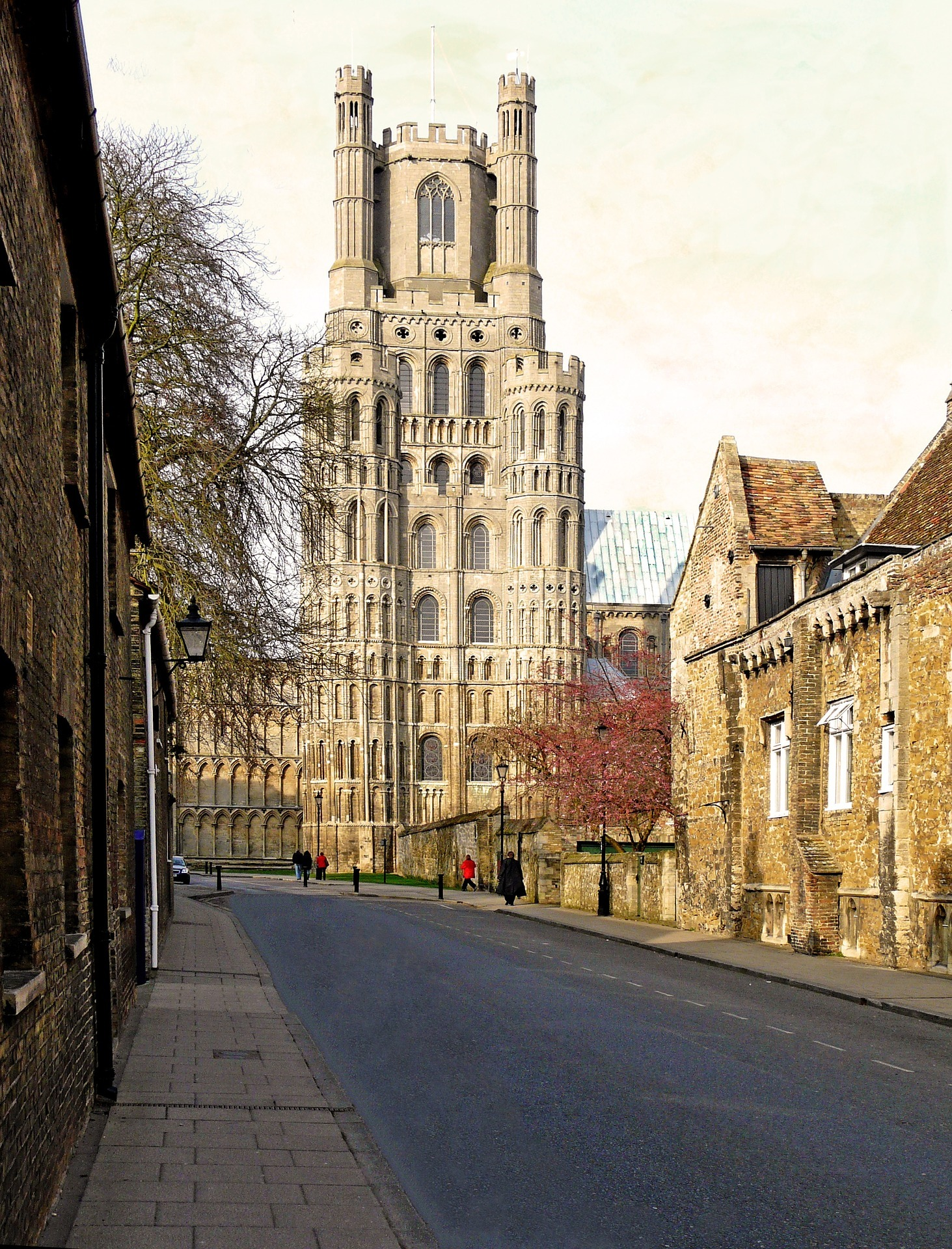 Etheldreda founded a monastry on the site of the current Ely Cathedral     Picture: Pixaby