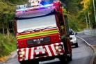 Firefighters tackle three house fires