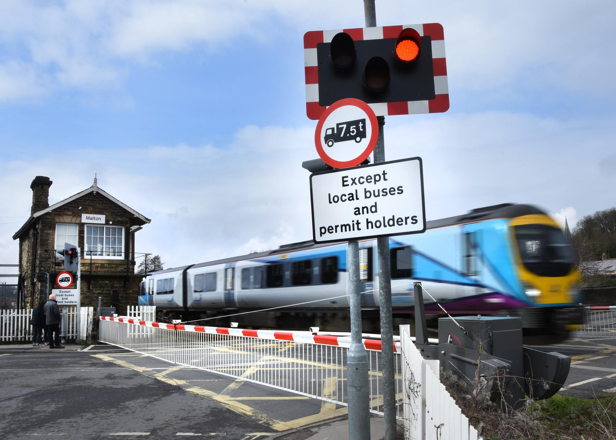 A range of possible measures to help ease congestion in Malton and Norton are being put before the public to minimise the impacts of additional rail services passing through the towns from 2019