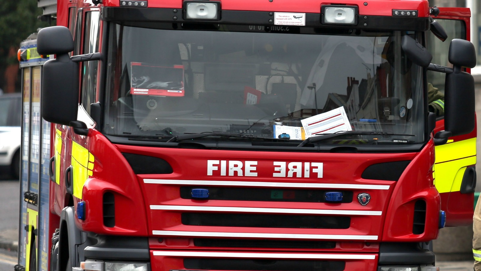 Two call-outs for fire crews in an hour