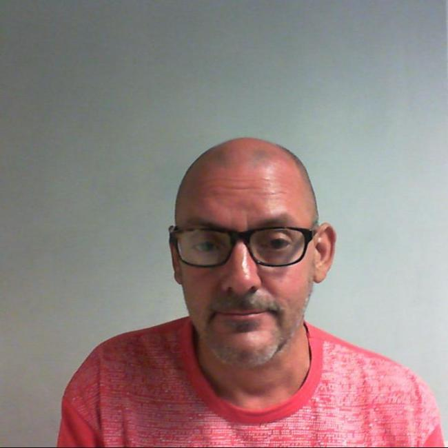 JAILED: Andrew Worthington was five times the limit