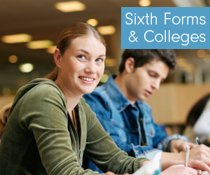 Gazette & Herald: Sixth Form Colleges