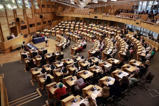 Holyrood to be first legislature to host BBC's Question Time