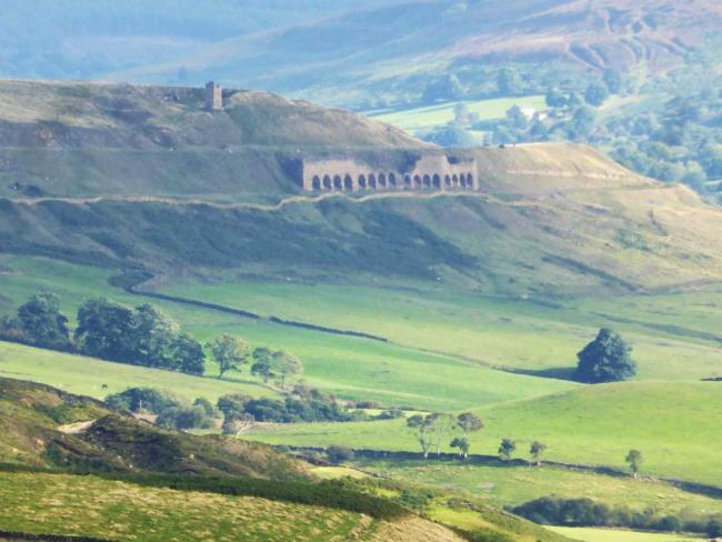 Colin Douthwaite took this picture of Rosedale