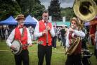 The Fantastic Food Festival Band