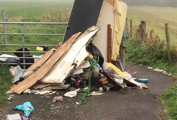 It upsets Sarah Walker when thoughtless visitors to the countryside leave their litter behind or when a rural lay-by is desecrated by flytipping