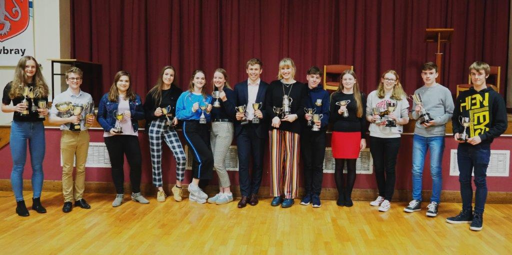 Ryedale School welcomed back its former Year 11 students to celebrate their achievements at GCSE in the summer.