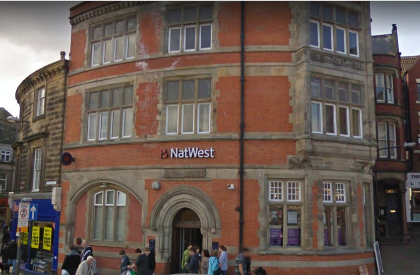 Natwest Whitby From Google