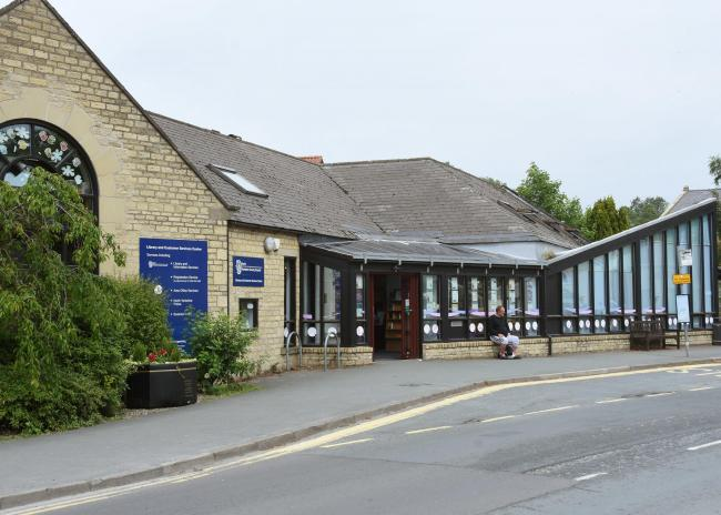 Pickering Library