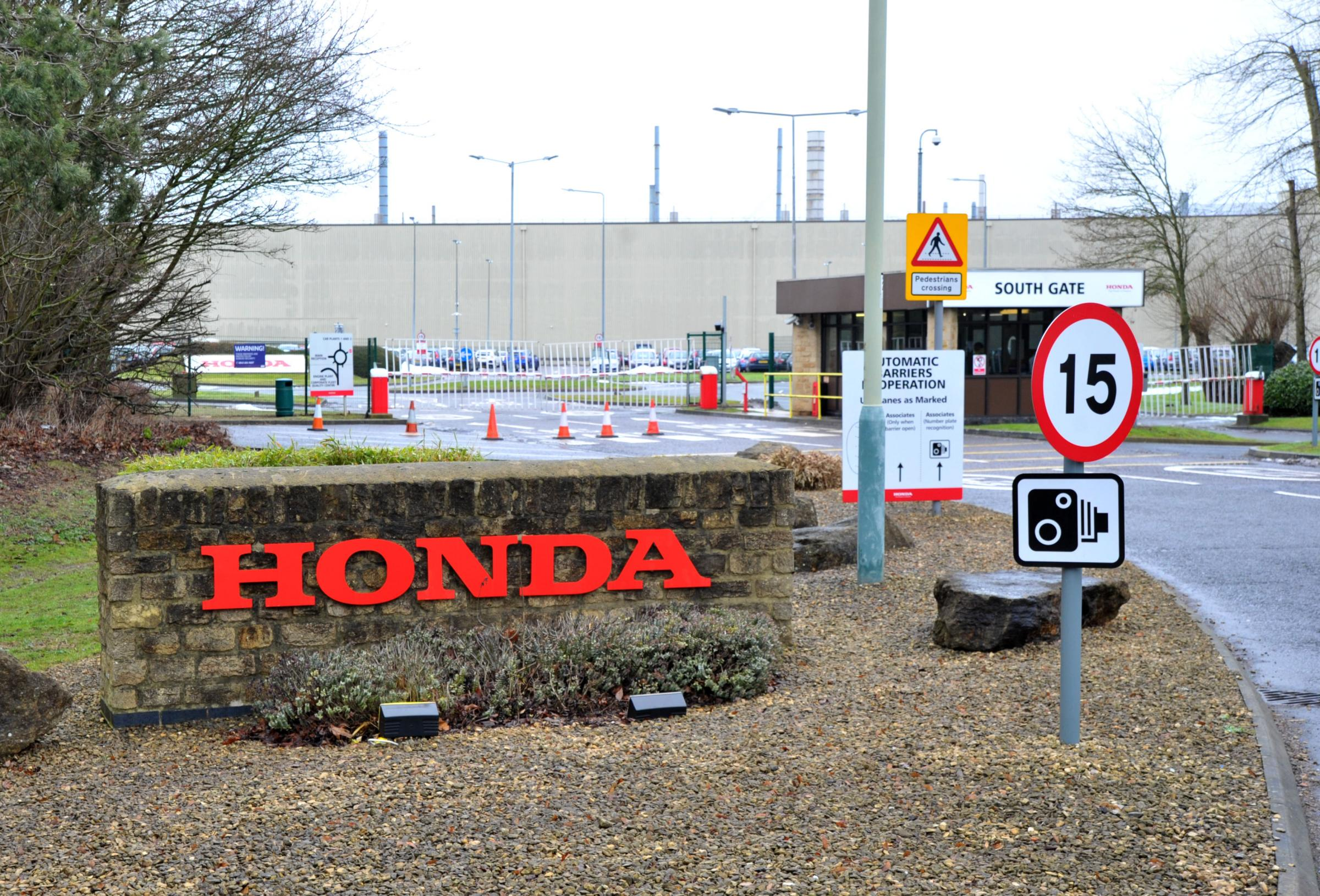 Honda expected to close Swindon factory in 2022 - reports