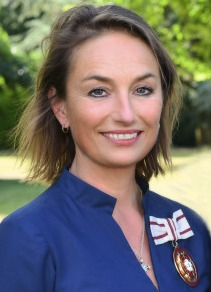 Jo Ropner, new president of North Yorkshire scouts