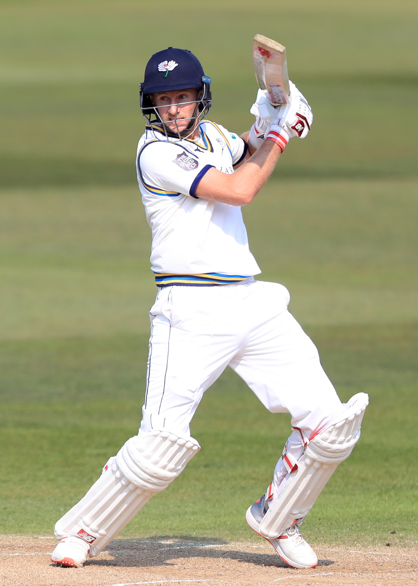 Yorkshire's Joe Root has made a fine start to the new season