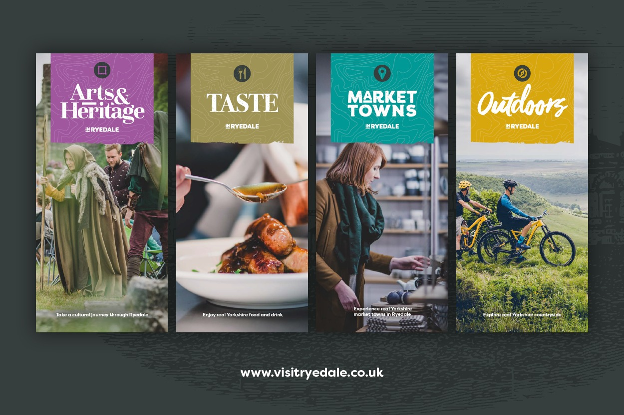 New themed guides have been launched showcasing more than 100 local businesses