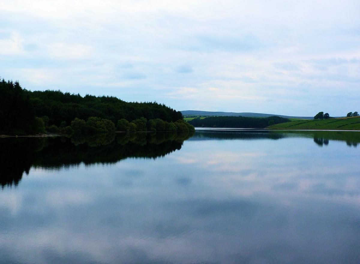 Country Walk Thruscross Reservoir Gazette Herald