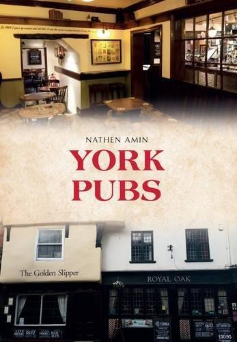 Cover of York Pubs