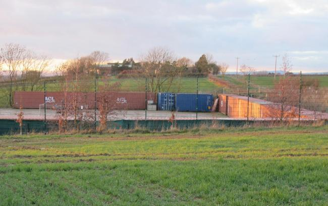 Third Energy's site at Kirby Misperton. Picture: Hazel Winter