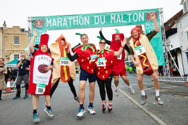 'Tasty' 10k returns to Malton