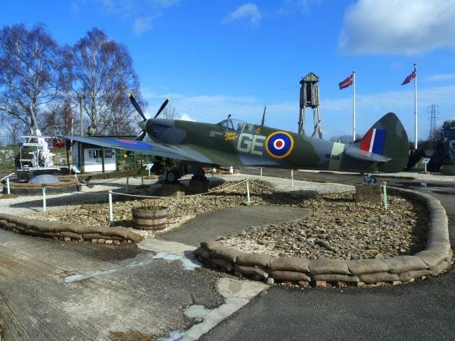 Eden Camp Museum, Malton      Picture: Nick Fletcher