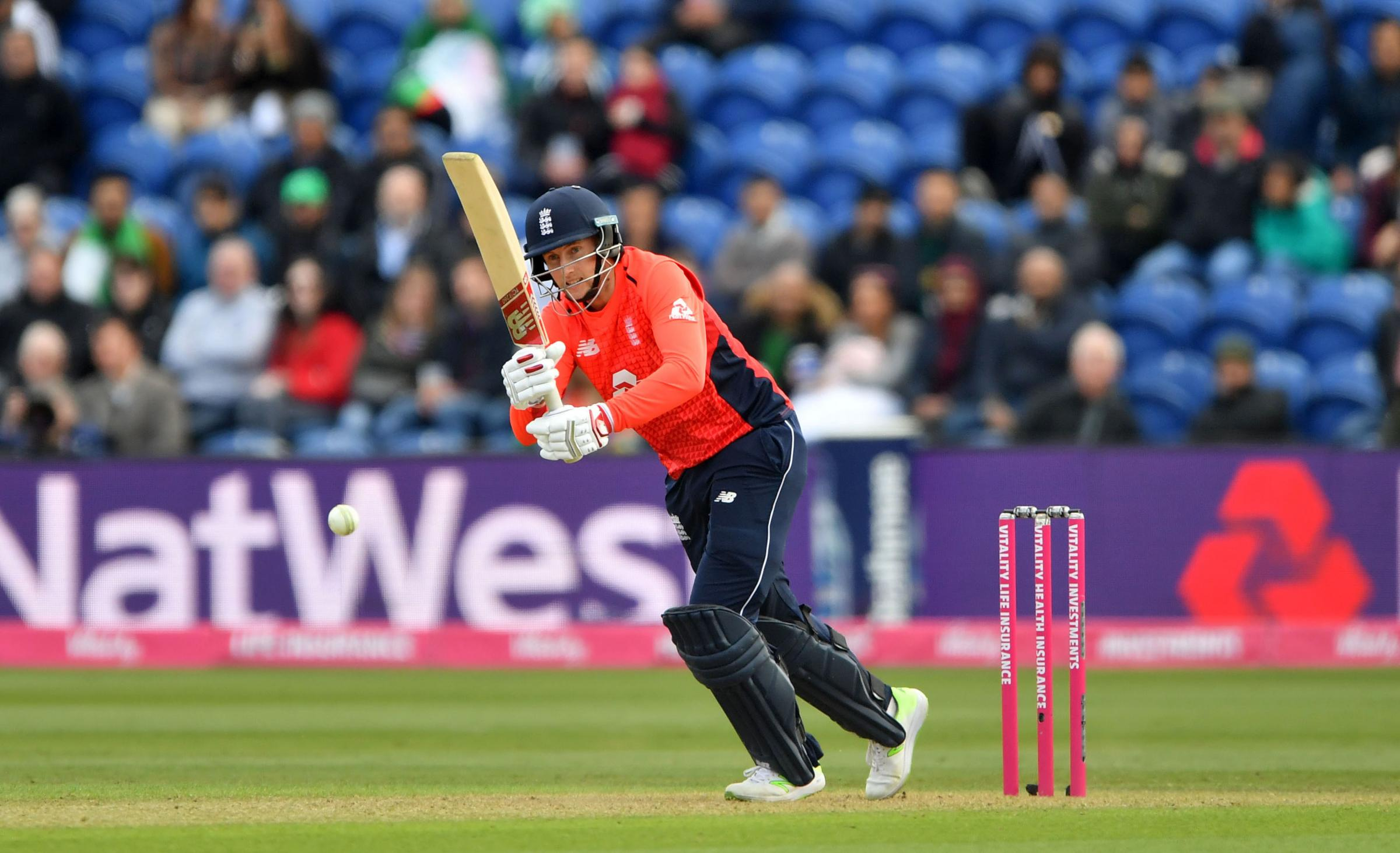 "England and Yorkshire's Joe Root, whose reaction to the new stand at Emerald Headingley ""speaks volumes"", according to White Rose chief executive Mark Arthur. Picture: Simon Galloway/PA Wire"