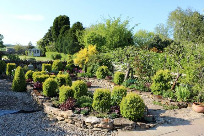 Hutton Buscel is holding its annual open gardens event on Sunday, June 9