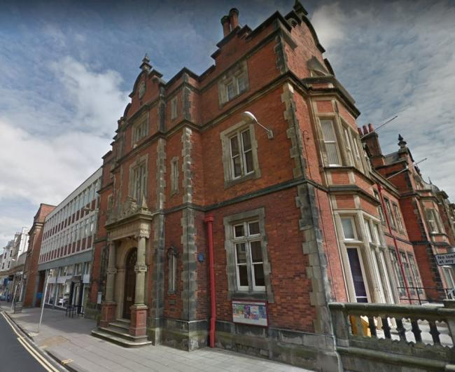 Scarborough Town Hall. Picture: Google Streetview